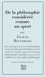 J. Bouveresse, De la philosophie considérée comme un sport