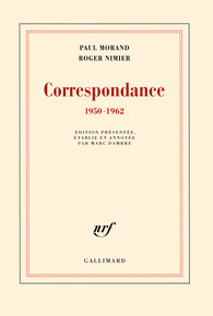 P. Morand & R. Nimier, Correspondance (1950-1962)