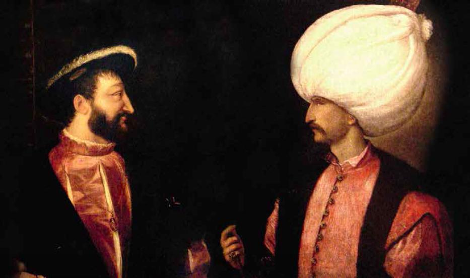 Le lys et le croissant: François Ier et l'Orient (Venise)