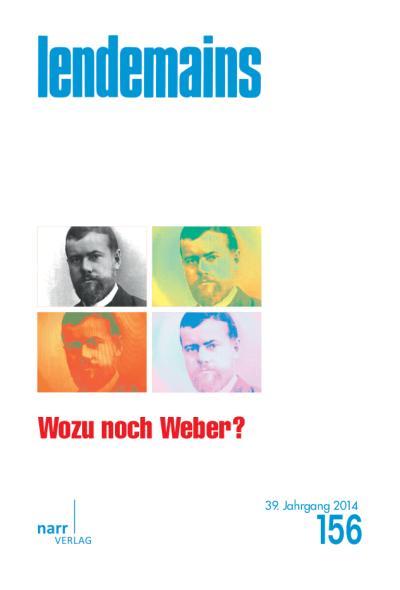<em>Lendemains</em> : <em>Médialités franco-allemandes - Deutsche und französische Schriftsteller und der Erste Weltkrieg - Europa als Archipel?</em>