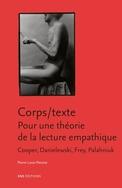 P.-L. Patoine, Corps/texte. Pour une théorie de la lecture empathique