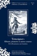 M. Vénuat, D. Berton-Charrière et S. Jorrand (dir.), Témoigner : flibuste, piraterie et autres courses
