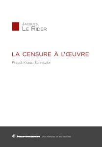 J. Le Rider, La Censure à l'œuvre