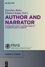 D. Birke, T. Köppe (éds), Author and Narrator