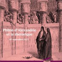 Philon d'Alexandrie et la Rhétorique