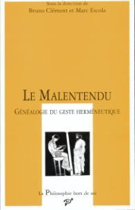 Le Malentendu, dir. B. Clément, M. Escola