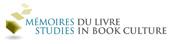 Mémoires du livre / Studies in Book Culture, vol.6 (2015/2): Livre et religion / Religion and the Book