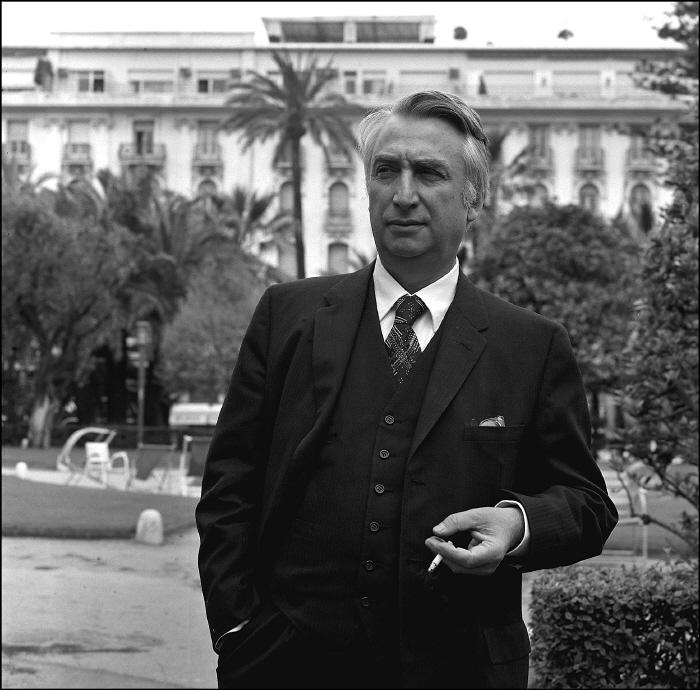 Barthes, en sortant du cinéma (Centre Pompidou)