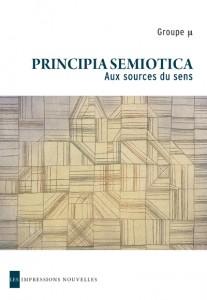 Groupe µ, Principia semiotica. Aux sources du sens