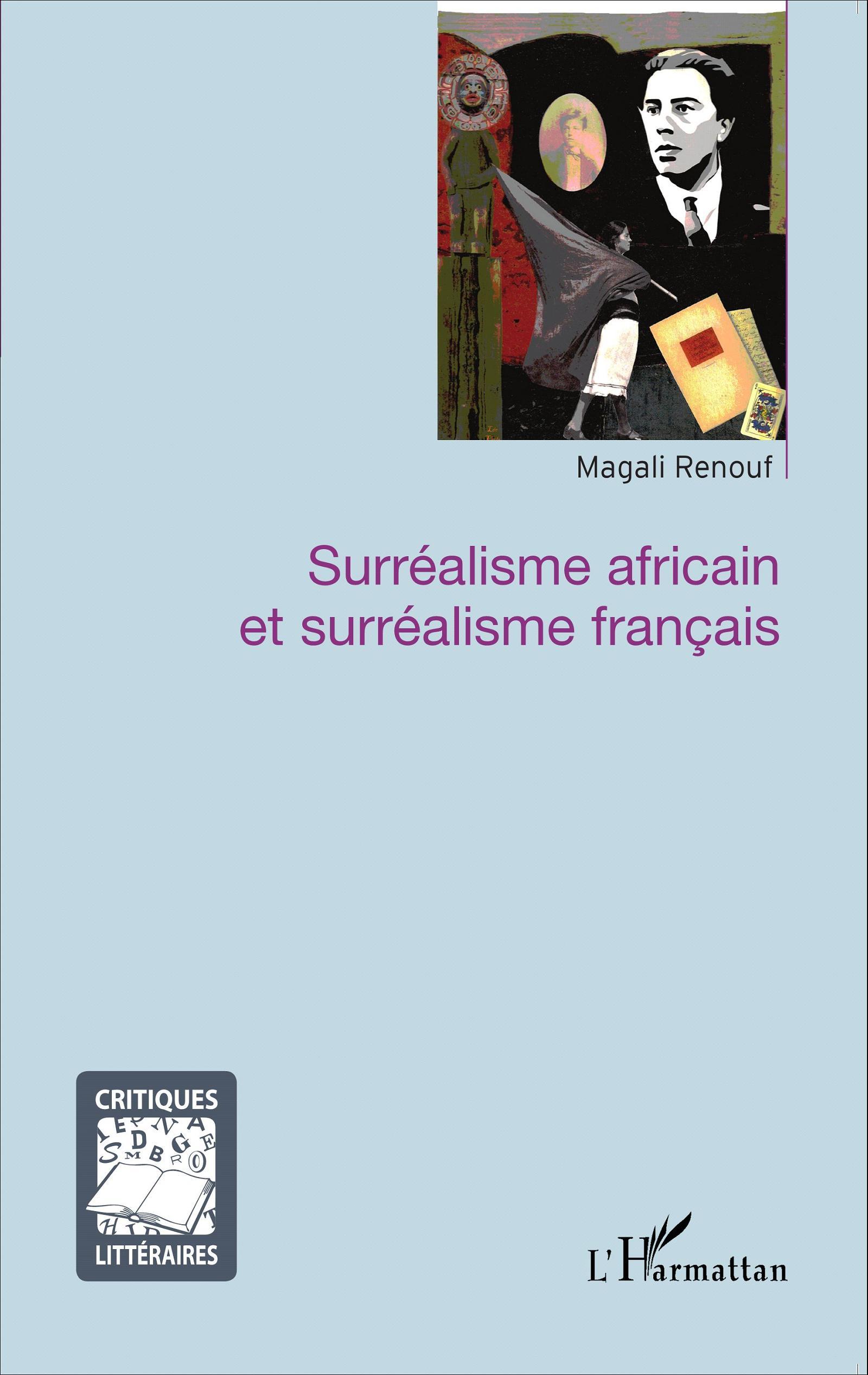 M. Renouf, Surréalisme africain et surréalisme français