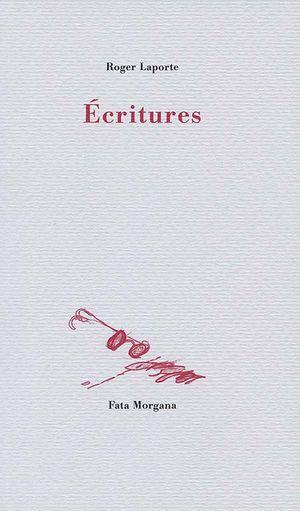 R. Laporte, Ecritures
