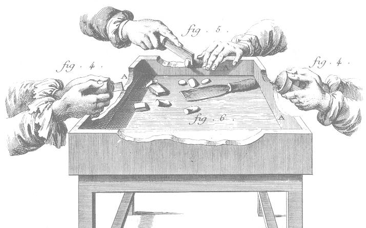 Séminaire «La Manufacture de l'Encyclopédie» (UPMC, Paris)