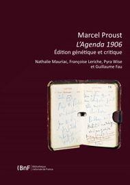 M. Proust, L'Agenda 1906, éd. numérique