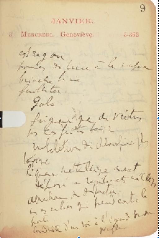 3 janvier 1906