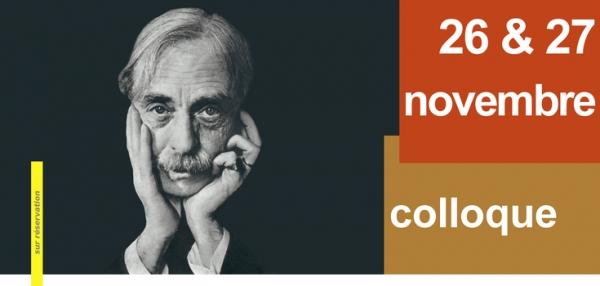 Paul Valéry, 70 ans après (Fondation Singer-Polignac, Paris)