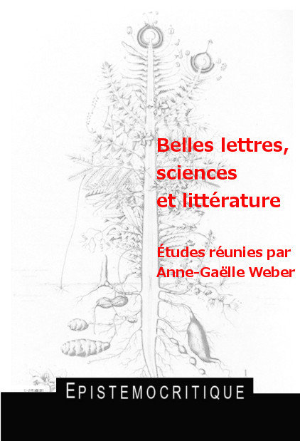 A.-G. Weber (éd.), <em>Belles lettres, sciences, littérature</em>