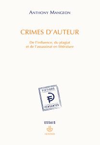 A. Mangeon, Crimes d'auteur