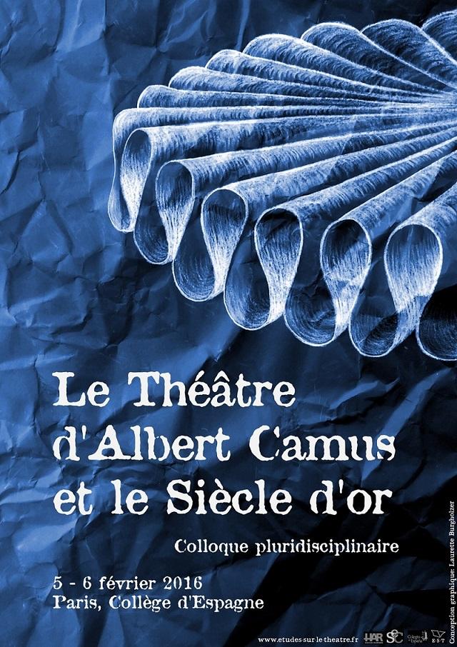Le Théâtre d'Albert Camus et le Siècle d'or