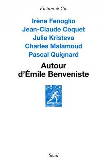 Présentation du livre Autour d'Émile Benveniste (BnF)