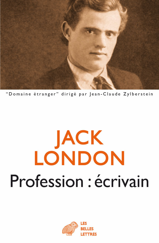 J. London, Profession : écrivain
