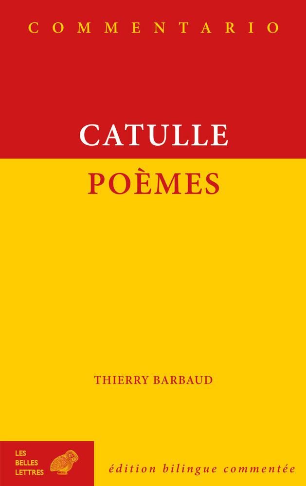 Catullle, Poèmes