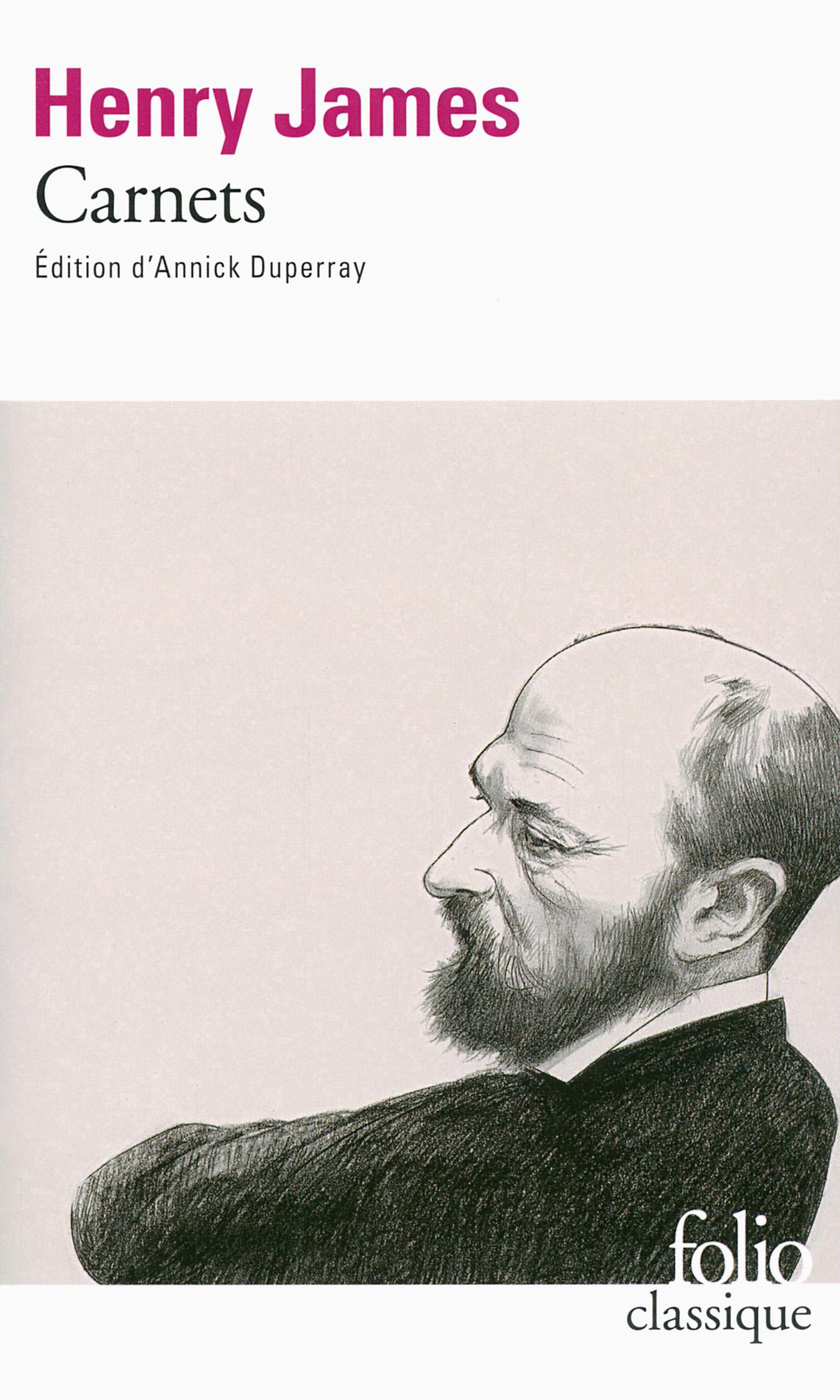 H. James, Carnets (Folio Classiques)