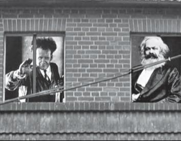 Entre Marx et Joyce : Eisenstein et le projet de film sur le Capital (cycle Marx en scène, ENS Paris)