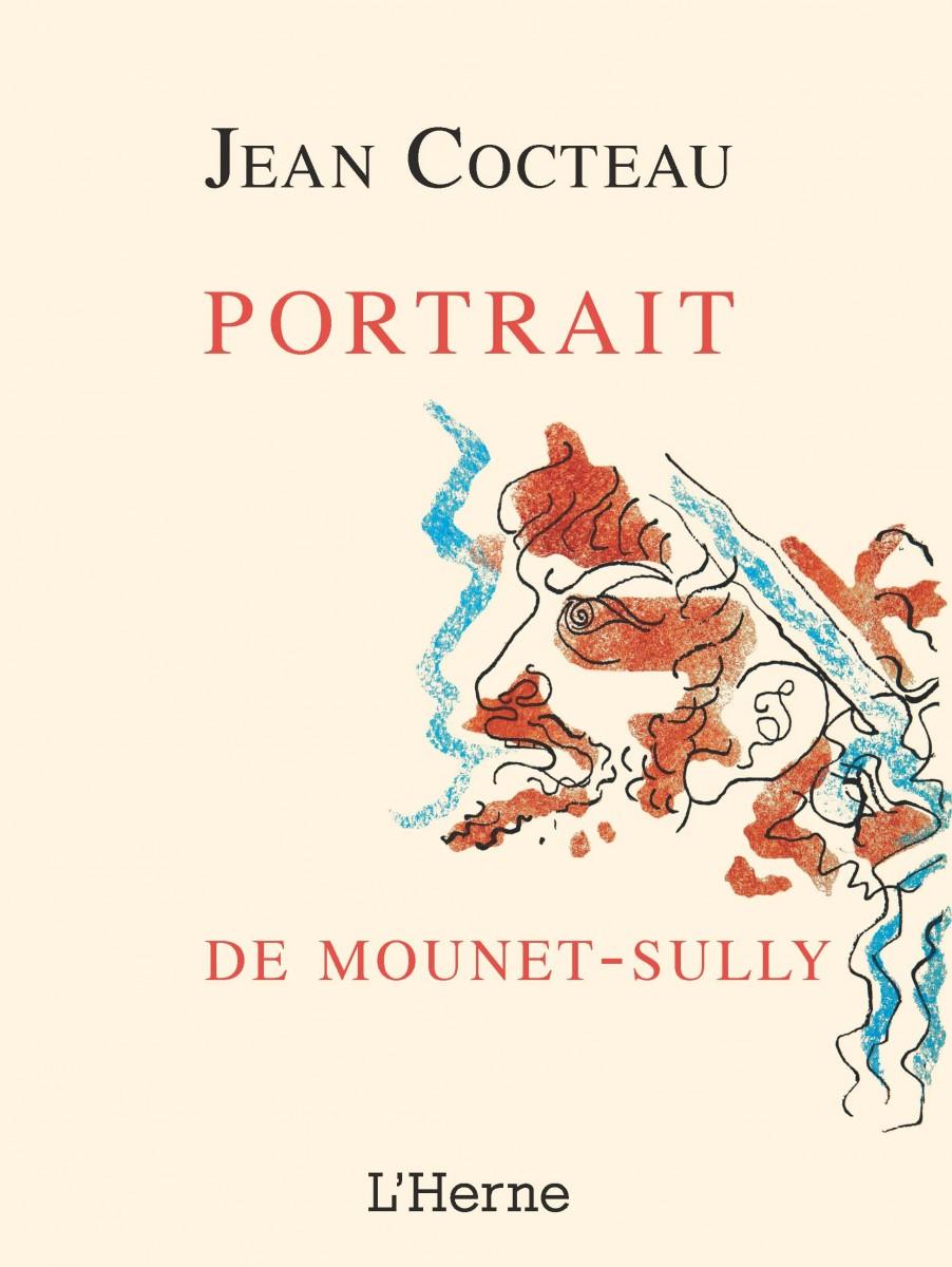 J. Cocteau, Portrait de Mounet-Sully (L'Herne)