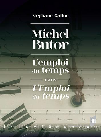 S. Gallon, Michel Butor - L'Emploi du temps dans L'Emploi du temps