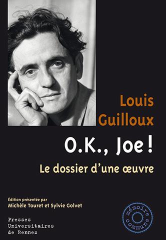 L. Guilloux, O.K., Joe!