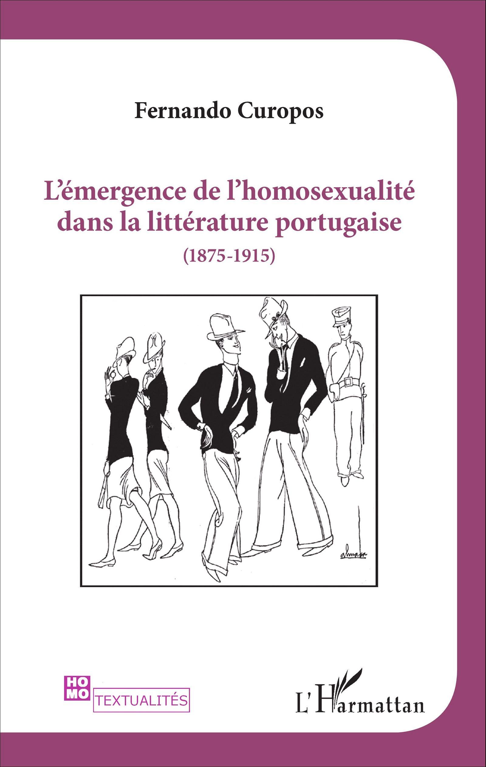 F. Curopos, L'Emergence de l'homosexualité dans la littérature portugaise (1875 -1915)