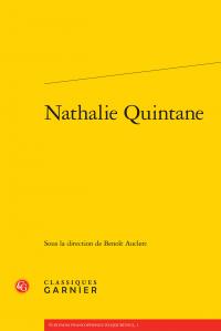 B. Auclerc (dir.), Nathalie Quintane