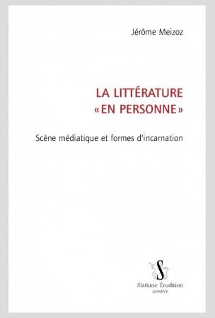 J. Meizoz, La Littérature