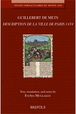 G. De Mets, Description de la ville de Paris 1434