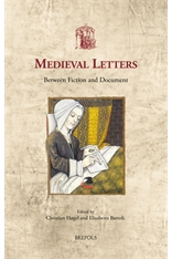 Ch. Høgel & E. Bartoli, Medieval Letters - Between Fiction and Document