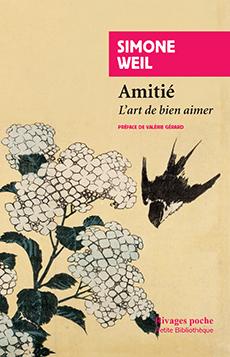 S. Weil, Amitié