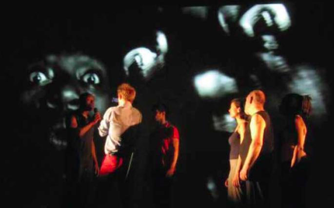 Le théâtre, le poème, la répétition