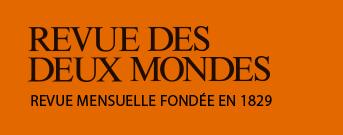 Revue des Deux Mondes, mai 2016 :