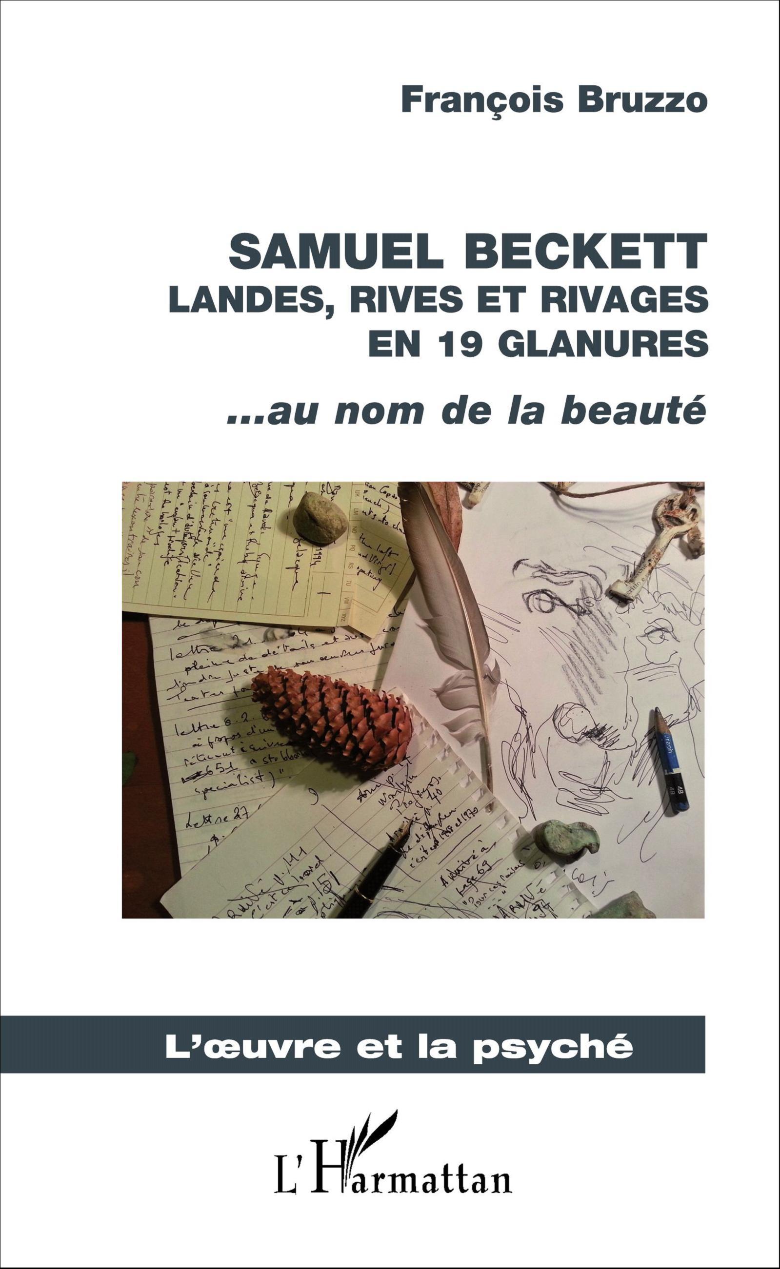 F. Bruzzo, Samuel Beckett. Landes, rives et rivages en 19 glanures. au nom de la beauté