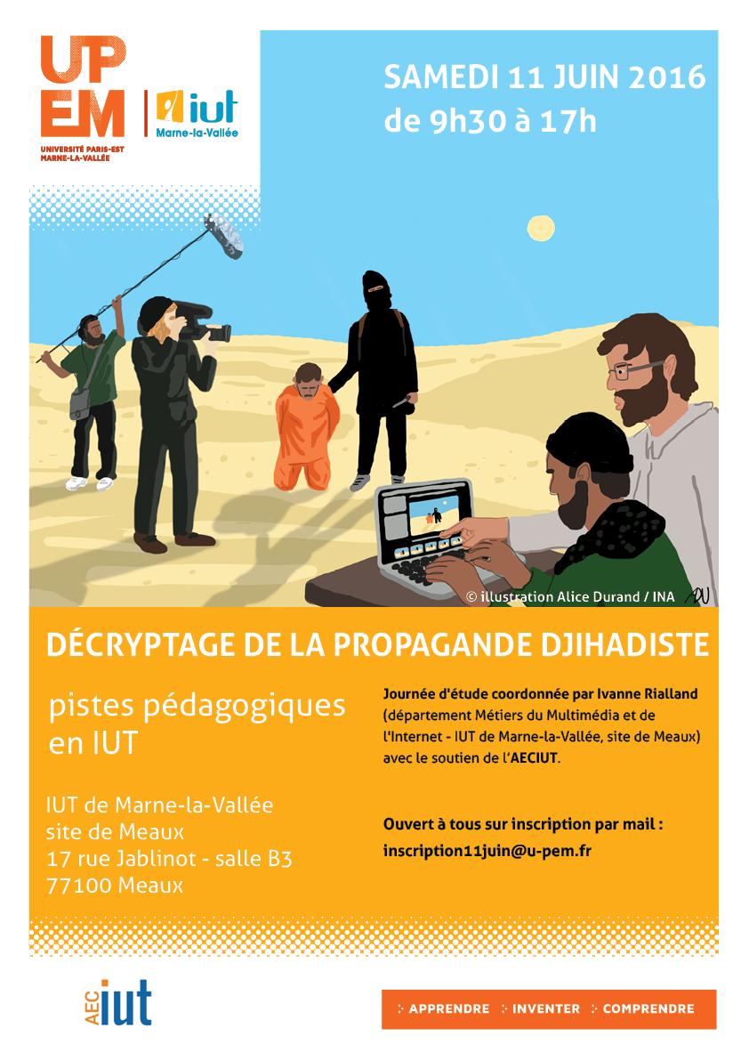 Décryptage de la propagande djihadiste