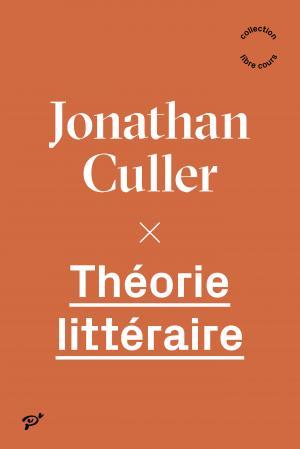 J. Culler, Théorie littéraire
