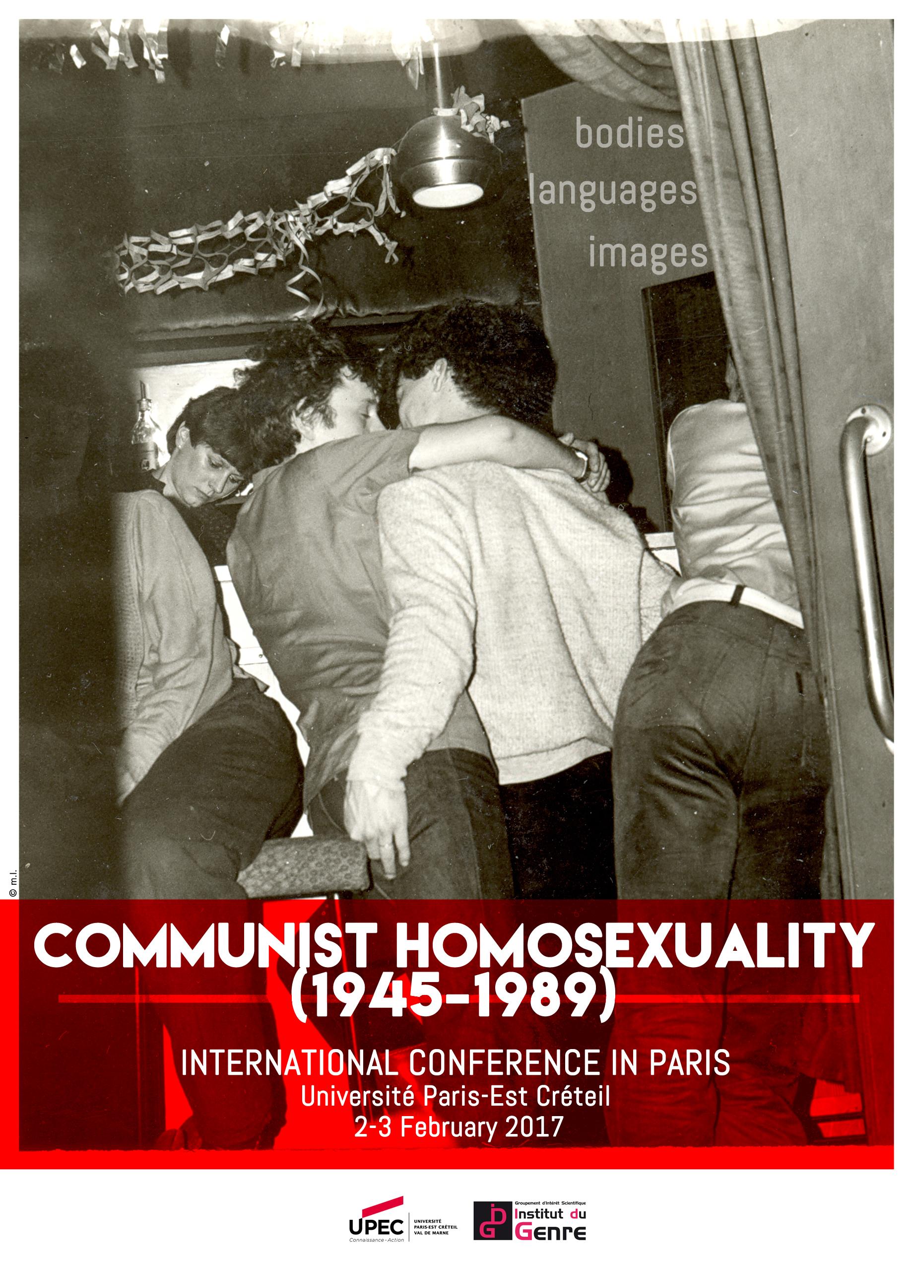 Homosexualité communiste 1945-1989 (Créteil)