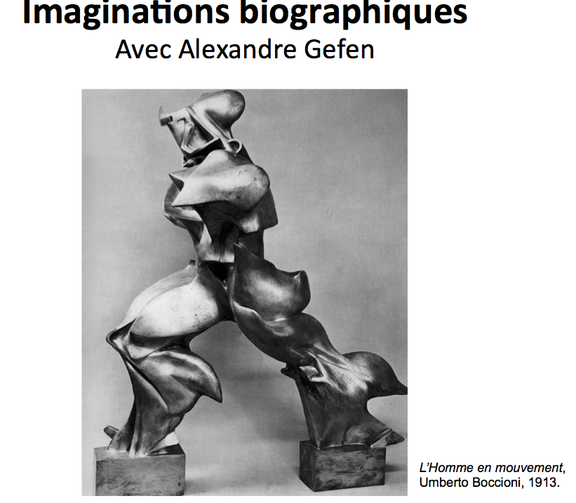 Imaginations biographiques
