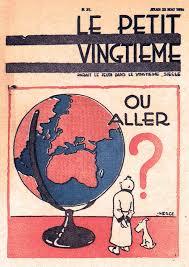 Tintin au XXI<sup>e</sup> siècle : territoires et temporalités (Louvain-la-Neuve)