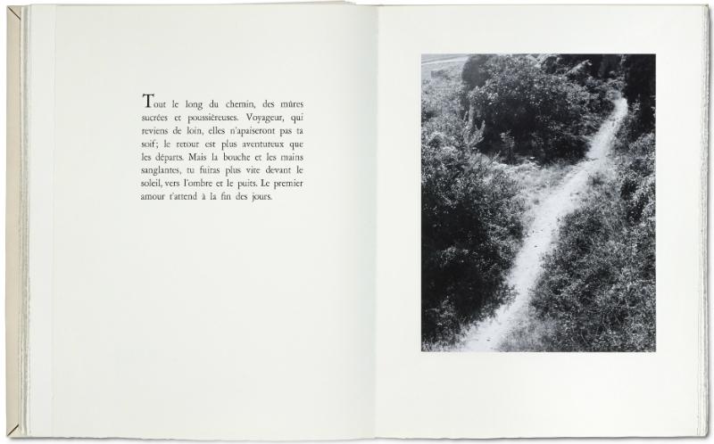 Photolittérature. Une exposition (Fondation Michalski, Montrichet, Suisse)