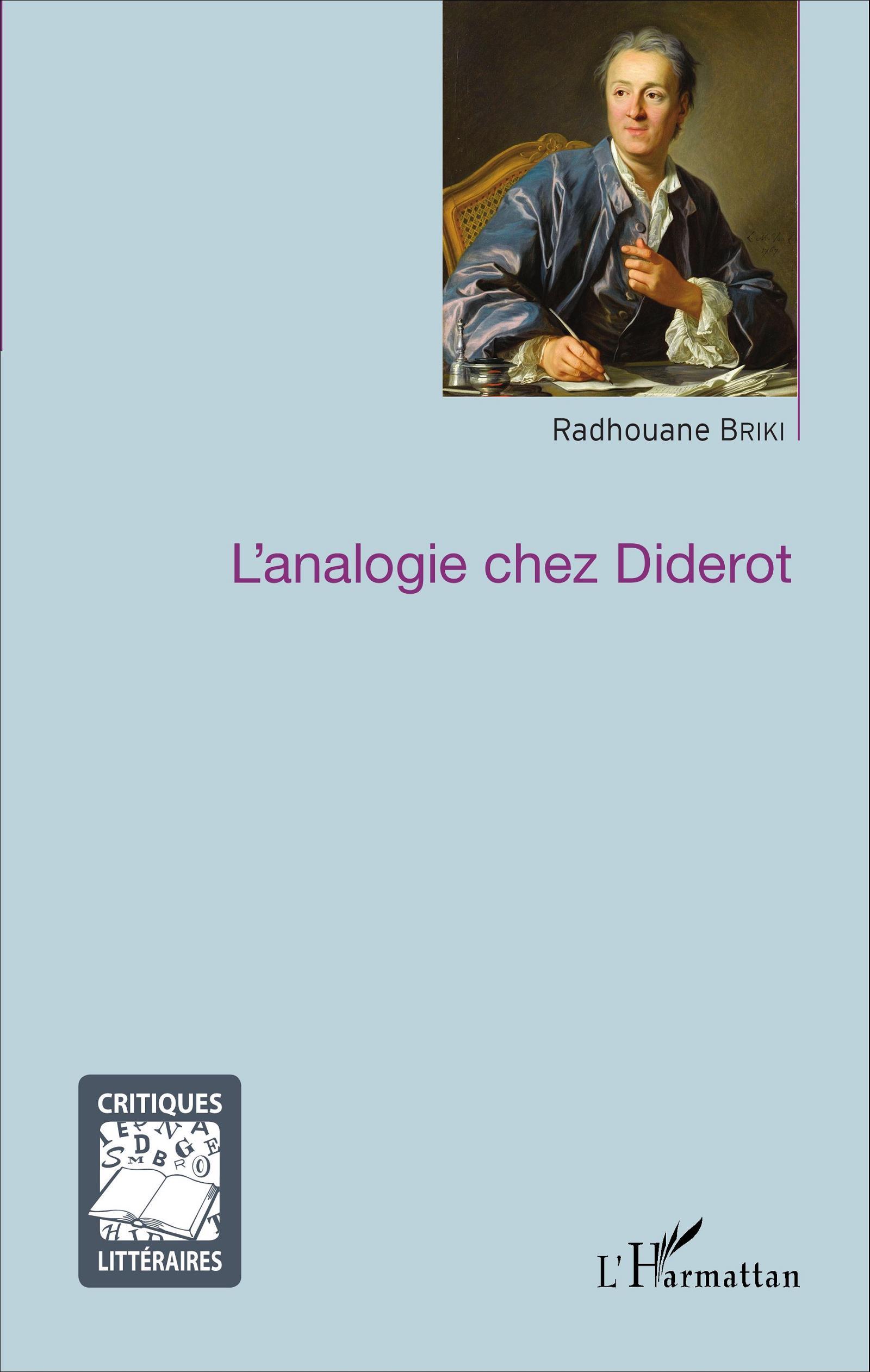 R. Briki, L'Analogie chez Diderot