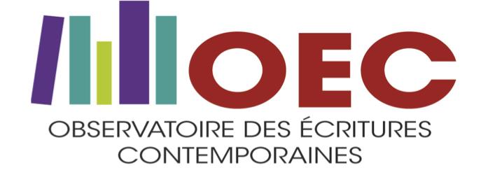 Séminaire de l'Observatoire des Ecritures contemporaines françaises et francophones