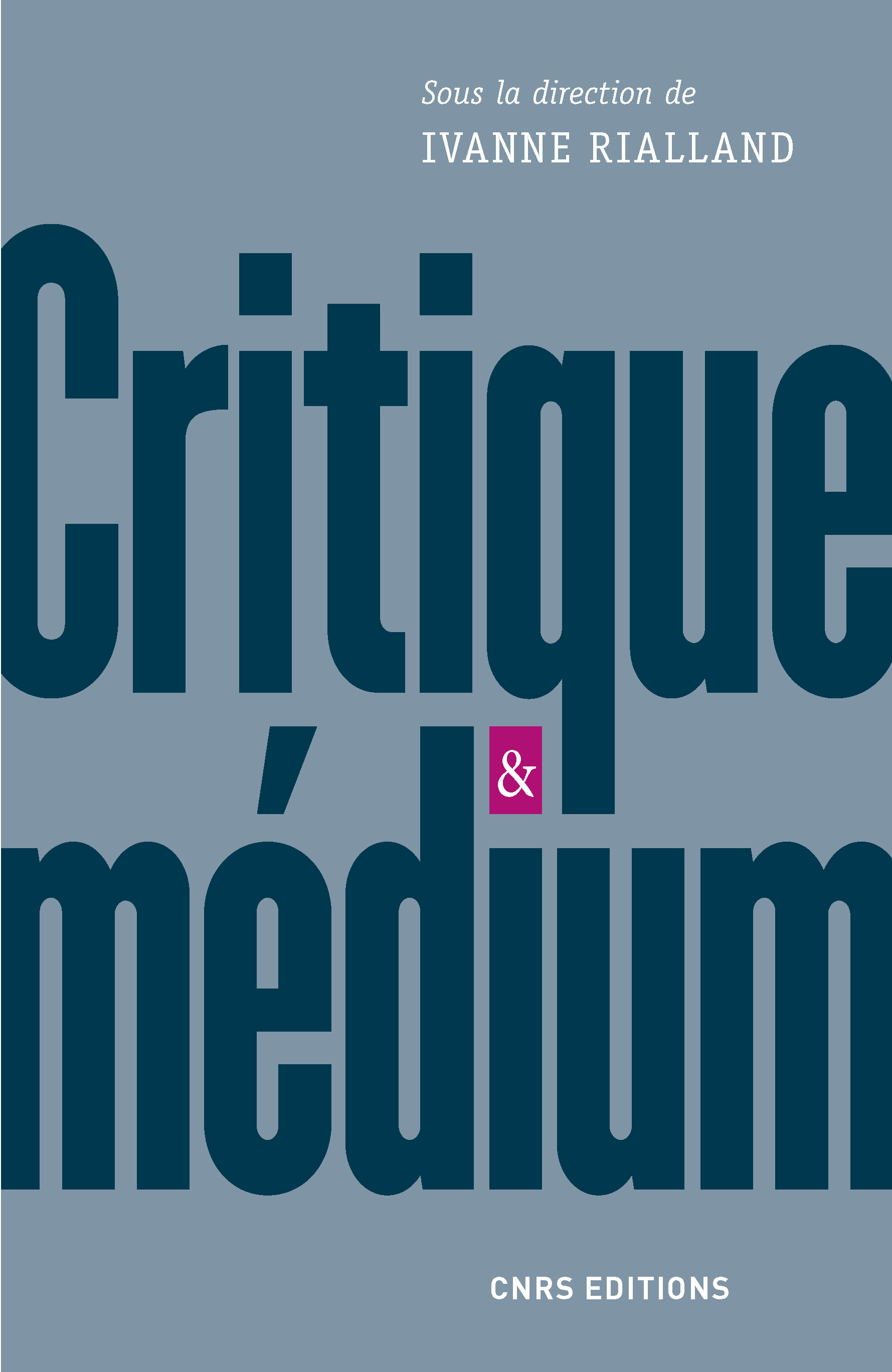Critique & médium