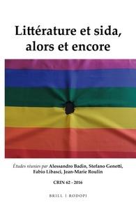 CRIN - Cahiers de recherche des Instituts néerlandais de langue et de littérature française, n° 62 :