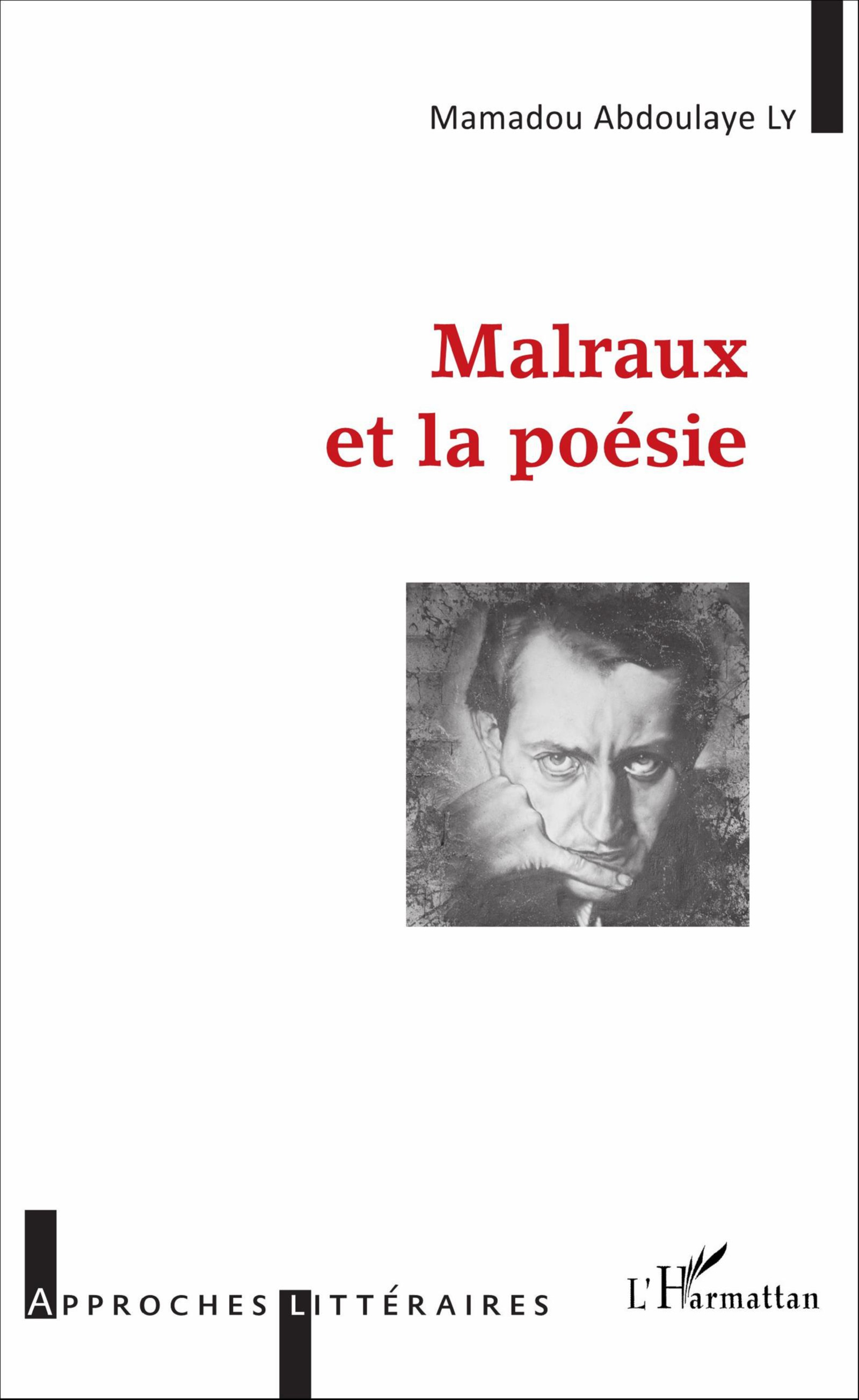 M. Abdoulaye Ly, Malraux et la poésie